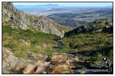 Historical Ox Wagon Trail (Hottentots Holland Kloof)
