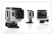 The GoPro Hero3 camera