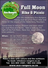 Full Moon hike and Picnic