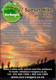 Sunset Hikes and Picnic – family and child friendly